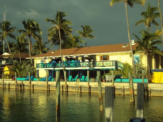 World famous Bimini Big Game Club